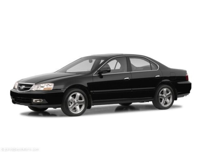 2003 Acura TL Type S Car