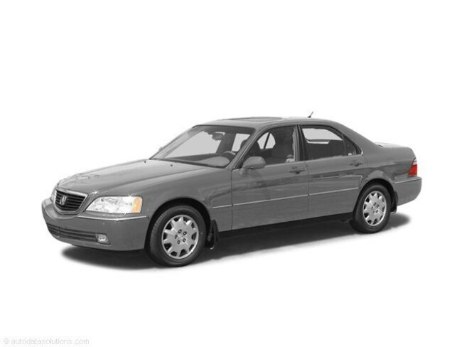 used 2003 acura rl 3.5 for sale in matteson & chicago il | 34147a