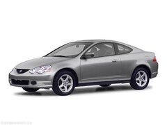 2003 Acura RSX 3dr Sport Cpe Auto w/Leather Coupe