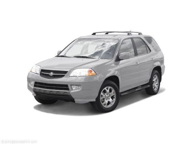 Used 2003 Acura MDX 3.5L SUV Honolulu, HI