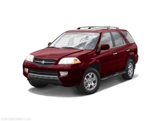 2003 Acura MDX Touring AWD Touring  SUV w/Entertainment System