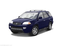 Bargain Used 2003 Acura MDX Touring SUV for Sale in Erie