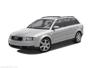 2003 Audi A4 1.8T Avant Wagon