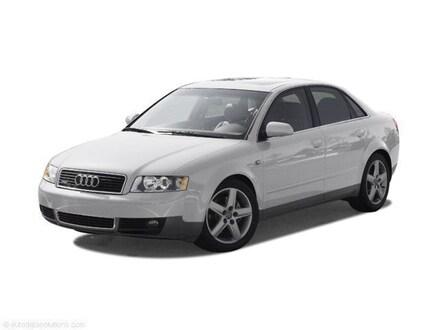 2003 Audi A4 1.8T Quattro Sedan