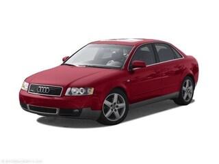 2003 Audi A4 3.0 Sedan