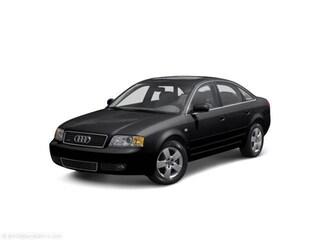 2003 Audi A6 4dr Sdn 3.0L quattro AWD Auto Sedan