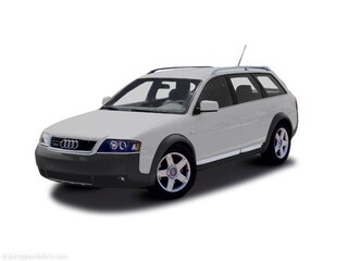 2003 Audi allroad 2.7T Wagon