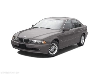 Used vehicle 2003 BMW 5 Series 530iA Sedan for sale in Colorado Springs, CO
