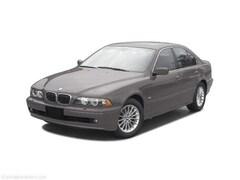2003 BMW 540iA 540iA Sedan
