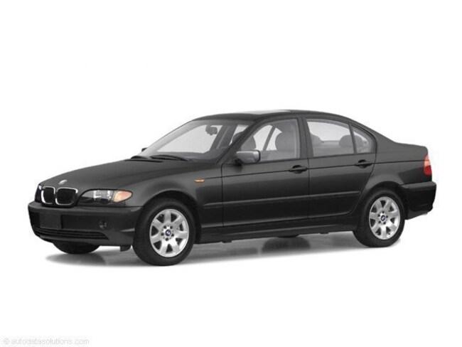 2003 BMW 3 Series 325i Sedan