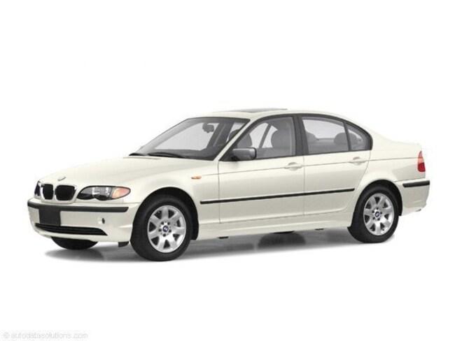 2003 BMW 325xi Sedan