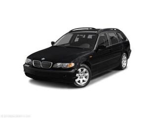 2003 BMW 325xiT Wagon