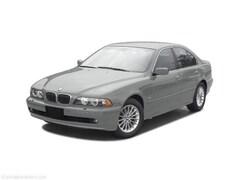 2003 BMW 5 Series 525i Sedan