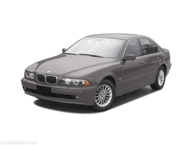 Used 2003 BMW 525iA Sedan Twin Falls, ID