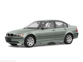 2003 BMW 330xi Sedan