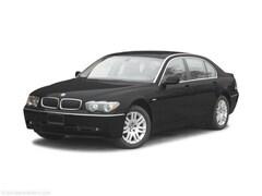 2003 BMW 745Li Sedan