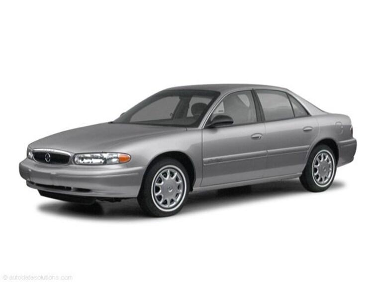 2003 Buick Century Base Sedan