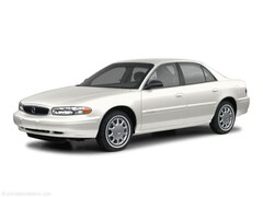 Bargain Used 2003 Buick Century Custom Sedan for Sale in Eau Claire, WI