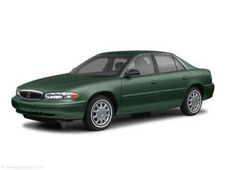 2003 Buick Century 4DR SDN Custom Sedan