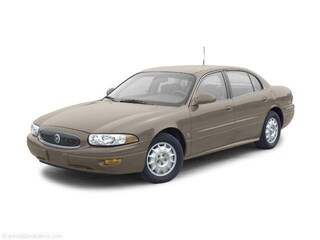 2003 Buick LeSabre Limited Germain Value Vehicle Sedan