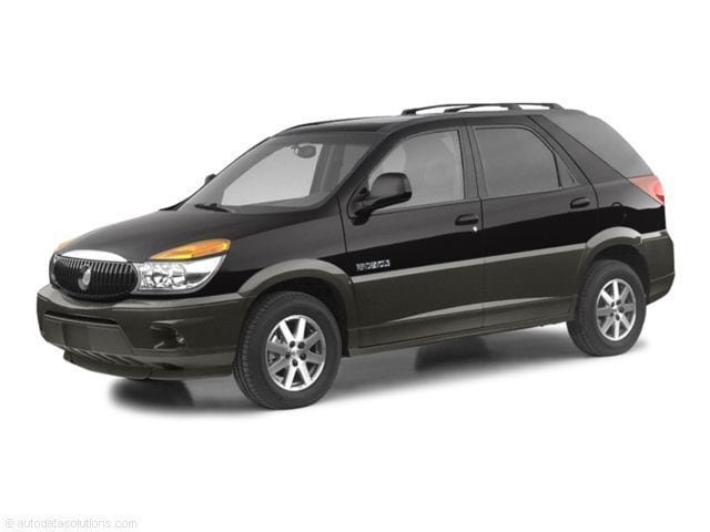 2003 Buick Rendezvous SUV at Jim Olson Car Dealership in Door County, WI