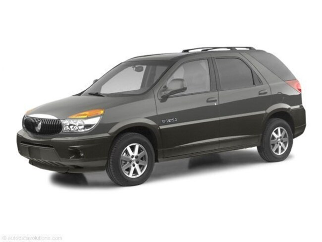 Used 2003 Buick Rendezvous CX Front Wheel Drive SUV Butler, OH