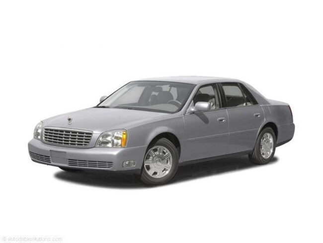 Used 2003 CADILLAC Deville Base Sedan 9KC572A for sale in Ogden, UT at Young Subaru