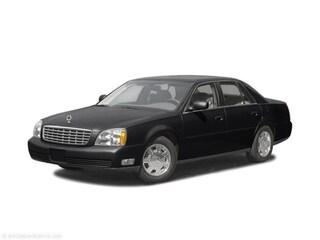 2003 Cadillac Deville Base Sedan