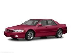 2003 CADILLAC SEVILLE SLS Sedan Chesapeake