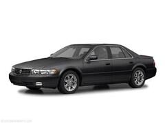2003 CADILLAC SEVILLE STS Sedan