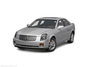 2003 Cadillac CTS Base Sedan
