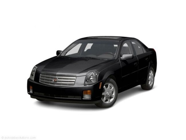 Used 2003 CADILLAC CTS Base Sedan in Lansdale, PA