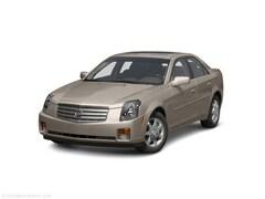Used 2003 Cadillac CTS Base Sedan 1G6DM57N130110647 Chiefland