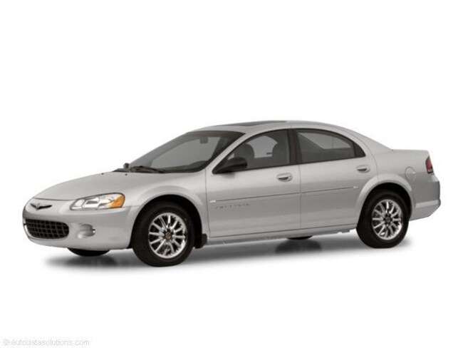 2003 Chrysler Sebring LX Sedan