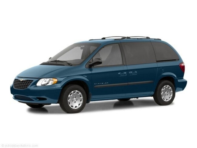 2003 Chrysler Voyager Base Van Passenger Van