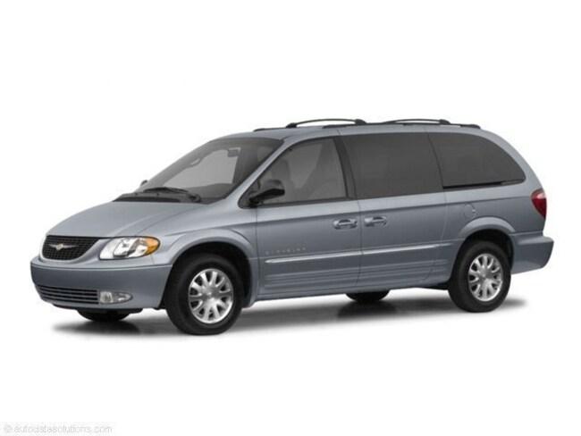 2003 Chrysler Town & Country Limited Passenger Van