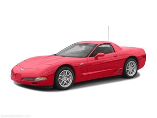 2003 Chevrolet Corvette Z06 Sporty Car