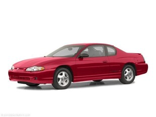2003 Chevrolet Monte Carlo SS Coupe 2G1WX12K439372373