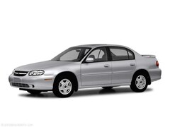 Used 2003 Chevrolet Malibu Base Sedan