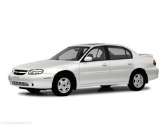 2003 Chevrolet Malibu Low Low Low Mileages Sedan