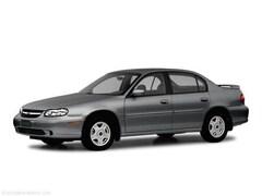 2003 Chevrolet Malibu Base Sedan