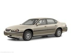 2003 Chevrolet Impala Base Sedan for Sale near Centerville, OH, at Superior Hyundai of Beavercreek