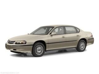 Used 2003 Chevrolet Impala Base Sedan for Sale near Cincinnati, OH, at Superior Hyundai of Beavercreek