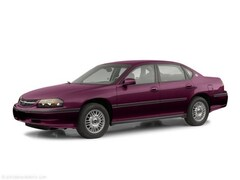 2003 Chevrolet Impala Base (Non-Inspected Wholesale) Sedan