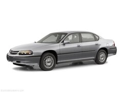 Used 2003 Chevrolet Impala LS Sedan in Mishawaka