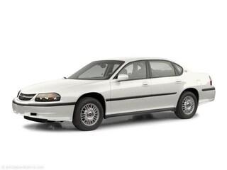 2003 Chevrolet Impala LS LS  Sedan