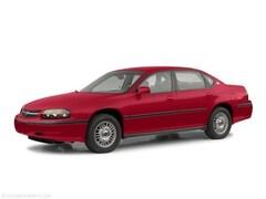 2003 Chevrolet Impala 4dr Sdn LS Car