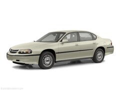 Used 2003 Chevrolet Impala LS Sedan Riverdale