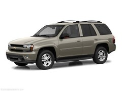 Bargain Inventory 2003 Chevrolet Trailblazer LS SUV for sale in Concord NC at Subaru Concord - near Charlotte NC