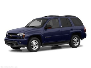 2003 Chevrolet TrailBlazer LS SUV